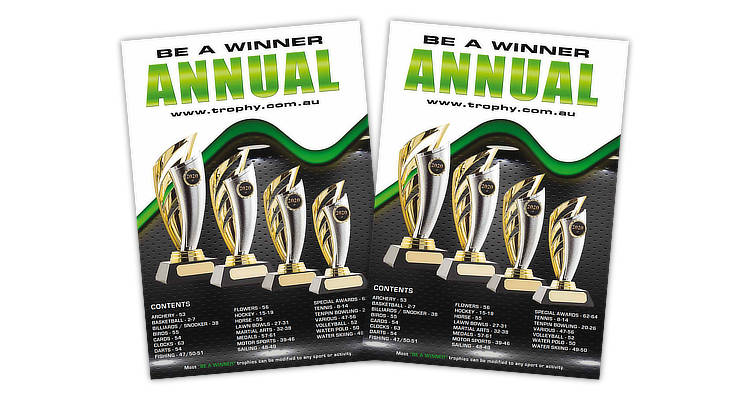 Annual Trophies Brochures Download