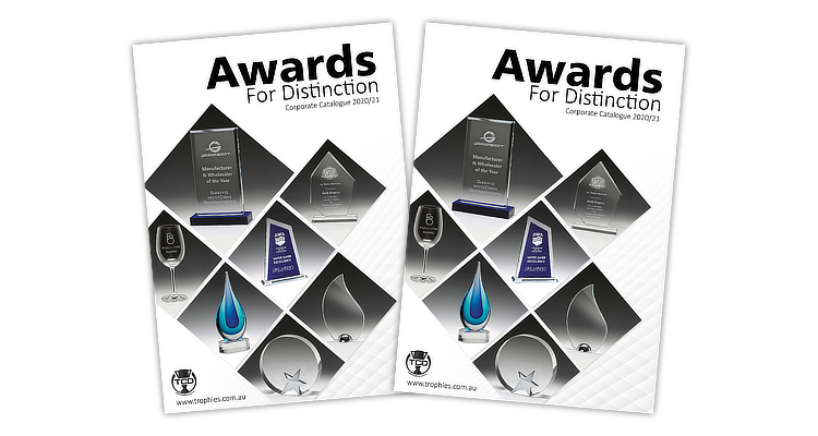 Awards trophies Brochure