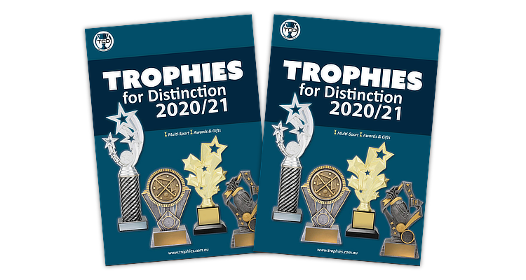 Various trophies brochure