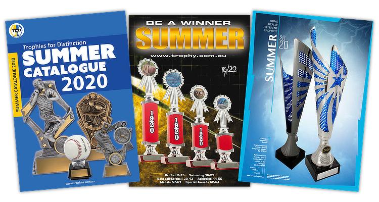 Summer Brochures
